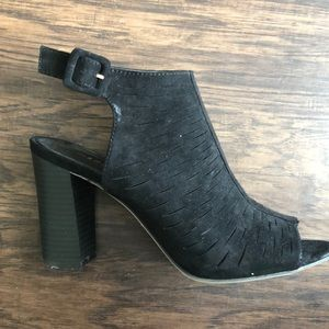 Madden girl suede booties
